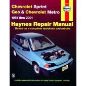 Haynes Chevrolet Sprint & Geo/Chevrolet Metro (85 - 01)