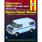 Haynes Chevrolet & GMC Vans (68 - 96)