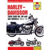 Haynes manual: Harley-Davidson Twin Cam 88 & 96 Models (99-08)