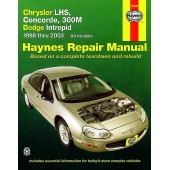 Haynes Chrysler LH UD 1998-04