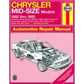 Haynes Chrysler Mid-Size Front-Wheel drive (82 - 95)