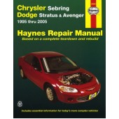 Haynes Chrysler Sebring Dodge Avenger 95-on