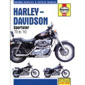 Haynes Harley-Davidson Sportster (70 - 10)