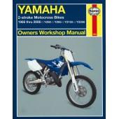 Haynes manual: Yamaha YZ80, 85, 125 & 250 (86-06)