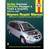 Haynes Dodge Caravan
