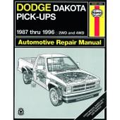 Haynes Dodge Dakota Pick-ups (87 - 96)