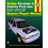 Haynes Dodge Dakota Pick-up and Durango (97 - 99)