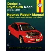 Haynes Dodge & Plymouth Neon (00 - 05)