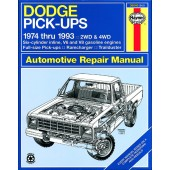 Haynes Dodge Pick-ups (74 - 93)