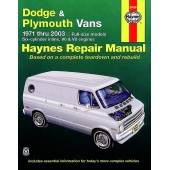 Haynes Dodge & Plymouth Vans (71 - 03)