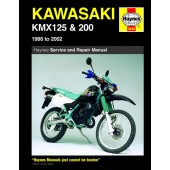 Haynes Kawasaki KMX125 & 200 (86 - 02)