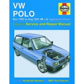 Haynes manual: Volkswagen Polo Petrol (Nov 90-Aug 94) H to L