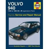 Haynes manual: Volvo 940 Petrol (90-98) H to R