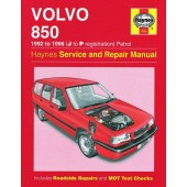 Haynes manual: Volvo 850 Petrol (92-96) J to P