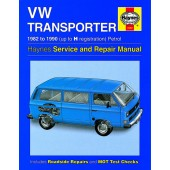 Haynes manual: Volkswagen Transporter (water-cooled) Petrol (82-90) up to H