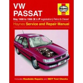Haynes manual: Volkswagen Passat 4-cyl Petrol and Diesel (May 88-96) E to P