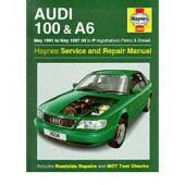 Haynes manual: Audi 100 & A6 Petrol/ Diesel (May 91-May 97) H to P