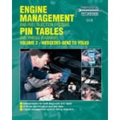 Haynes manual: Engine Management and Fuel Injection Systems Pin Tables and Wiring Diagrams TechBook Volume 2 Mercedes to Volvo