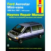 Haynes Ford Aerostar Mini-vans (86 - 97)