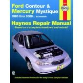 Haynes Ford Contour & Mercury Mystique (95 - 00)