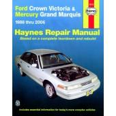 Haynes Ford Crown Victoria & Mercury Grand Marquis 88-10