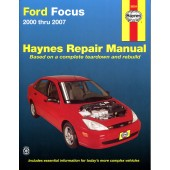 Haynes Ford Focus 2000-2007