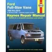Haynes Ford Full-Size Vans '92 - '10