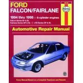 Haynes Ford Falcon & Fairlane (94 - 98)