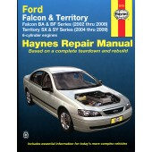 Haynes Ford Falcon & Territory