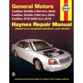 Haynes Cadillac Deville & Seville