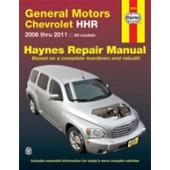 Haynes Chevrolet HHR 2006-11