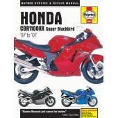 Haynes manual: Honda CBR1100XX Super Blackbird (97-07)