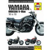 Haynes manual: Yamaha V-Max (85-03)