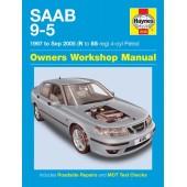 Haynes manual: Saab 9-5 4-cyl Petrol (97-05) R-55 reg.