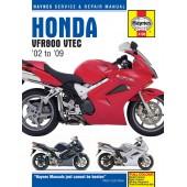Haynes Honda VFR V-Tec V-Fours (02 - 09)