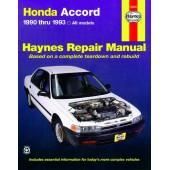 Haynes Honda Accord (90 - 93)