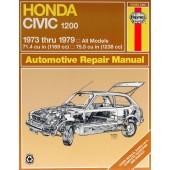 Haynes Honda Civic 1200 (73 - 79)