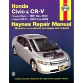 Haynes Honda Civic & CRV