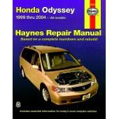 Haynes Honda Odyssey