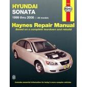 Haynes manual: Hyundai Sonata (99-08) (USA)