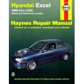 Haynes Hyundai Excel (86 - 00)