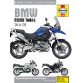 Haynes manual: BMW R1200 Twins (04-06)