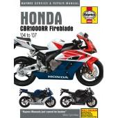 Haynes Honda CBR1000RR Fireblade (04 - 07)
