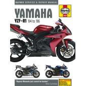 Haynes manual: Yamaha YZF-R1 (04-06)