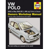 Haynes manual: Volkswagen Polo Petrol & Diesel (2002 to May 2005) 51 to 05 reg