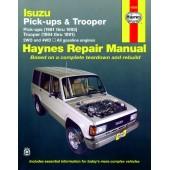 Haynes Isuzu Trooper & Pick-up (81 - 93)