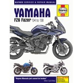 Haynes manual: Yamaha FZ6 Fazer (04-08)