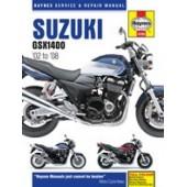 Haynes manual: Suzuki GSX1400 (02-07)