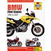 Haynes manual: BMW F650 Singles (94-07)