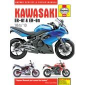 Haynes Kawasaki ER-6f & ER-6n (06 - 10)